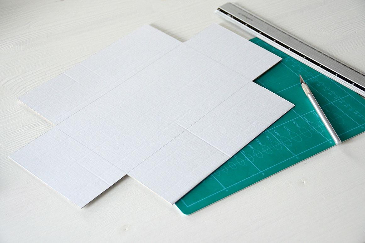 DIY: Cover voor een tissuedoos