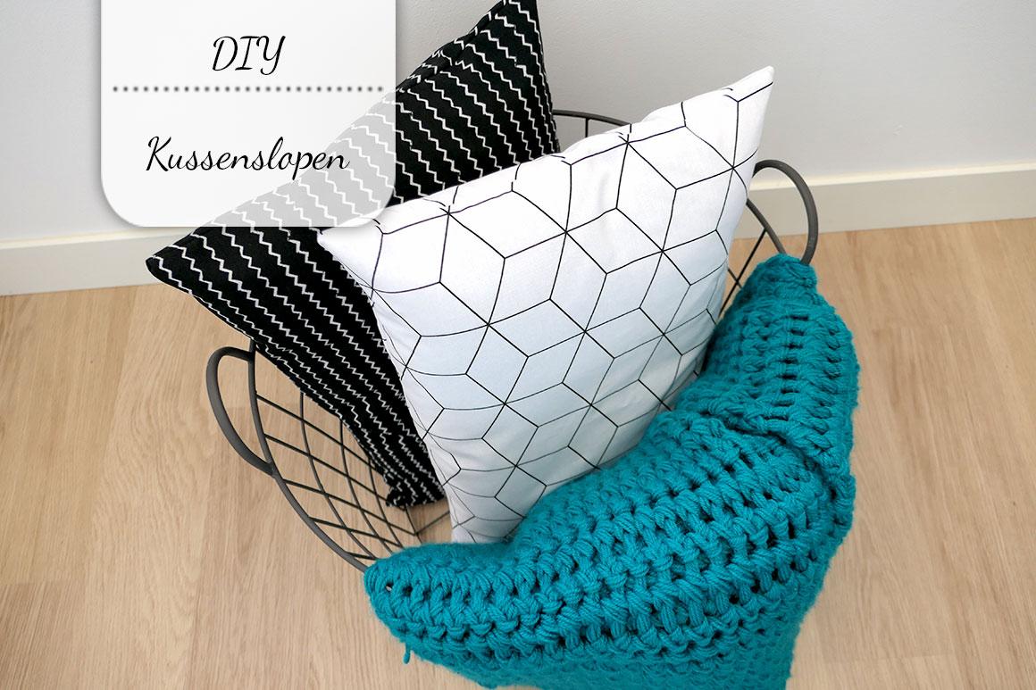 DIY: Kussenslopen