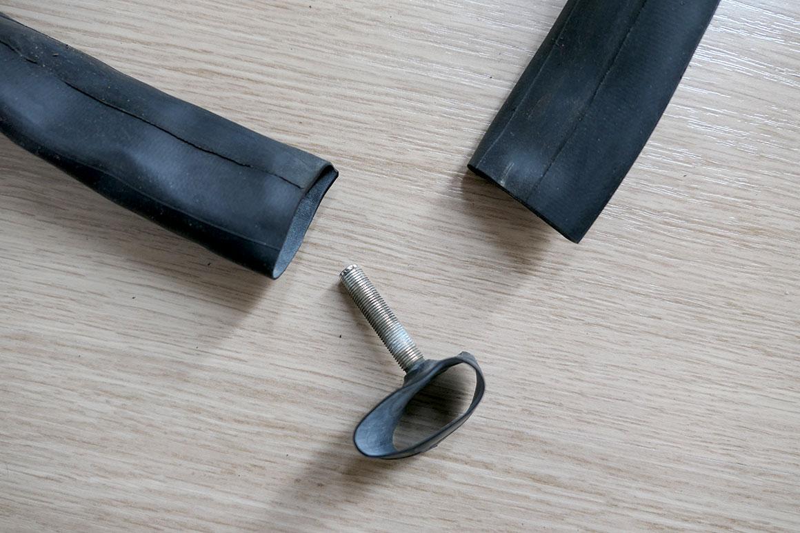 DIY: Mand van fietsbanden