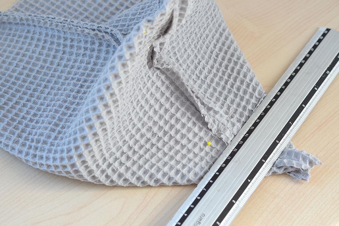 DIY: Mandje van stof