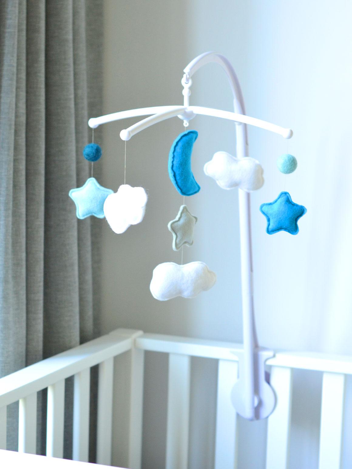 DIY: Mobiel voor je baby