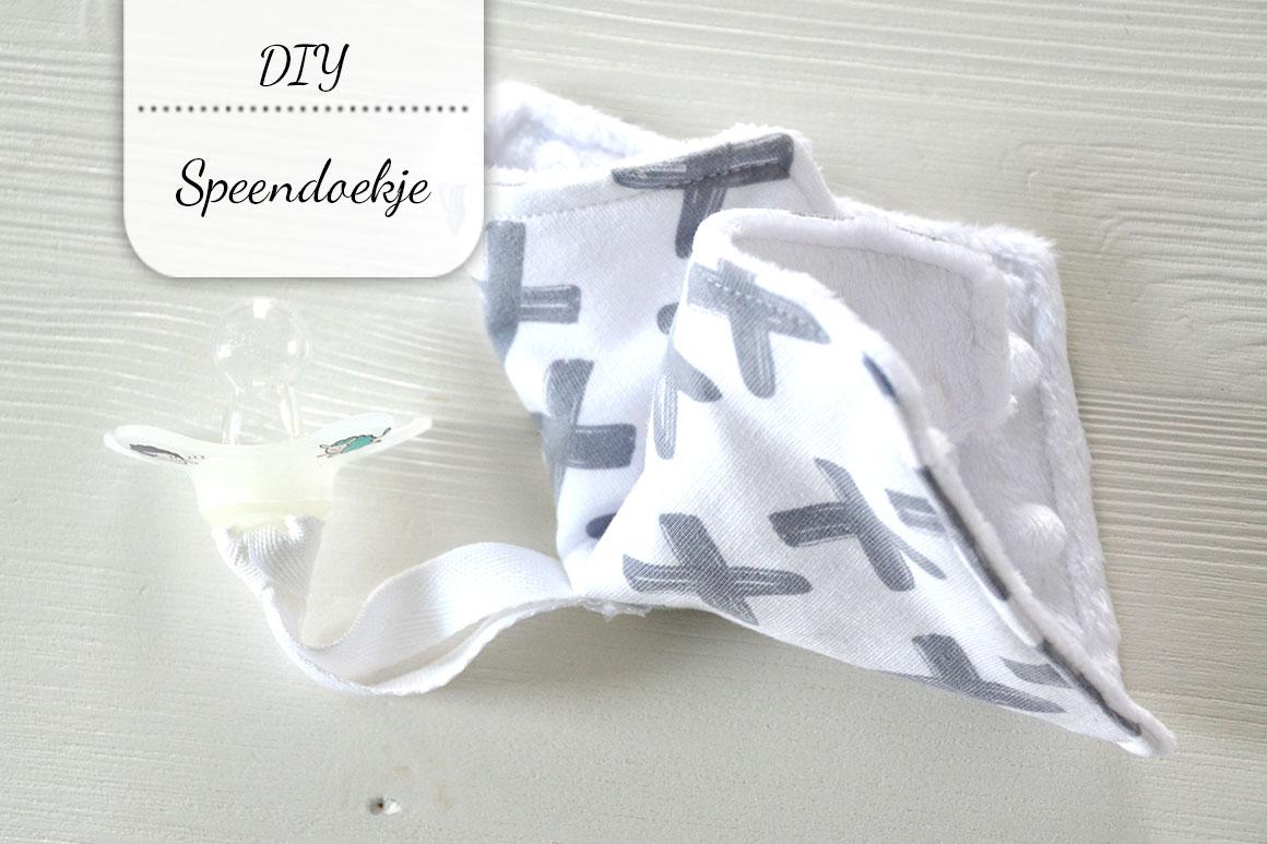 DIY: Speendoekje