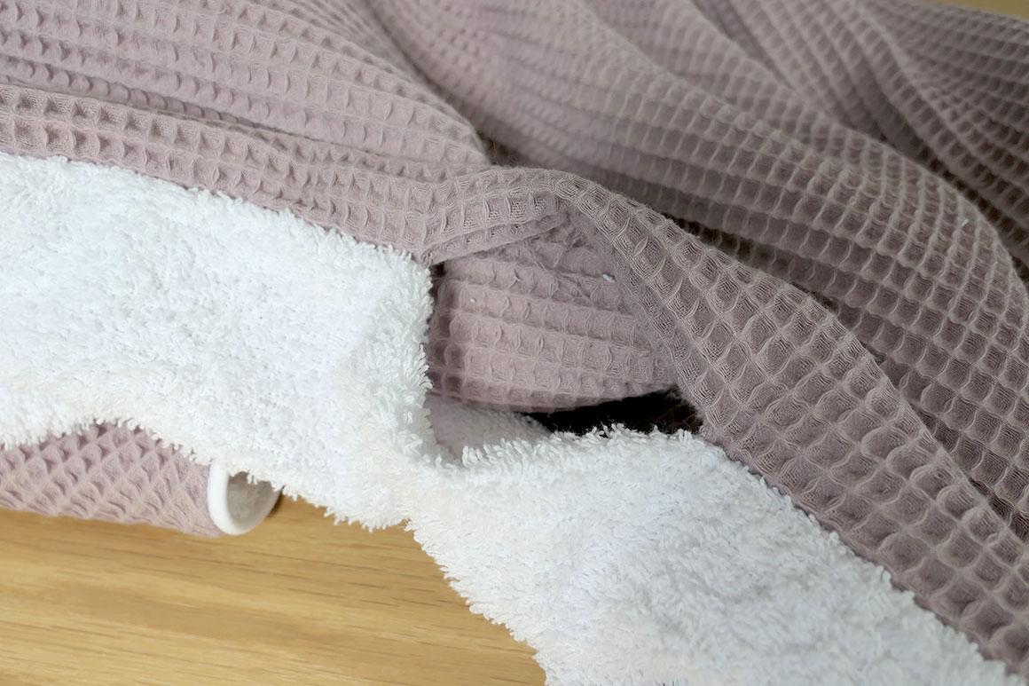 DIY: Wikkeldeken voor je baby