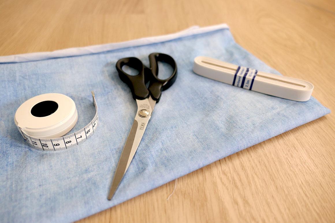 DIY: Baby broekje