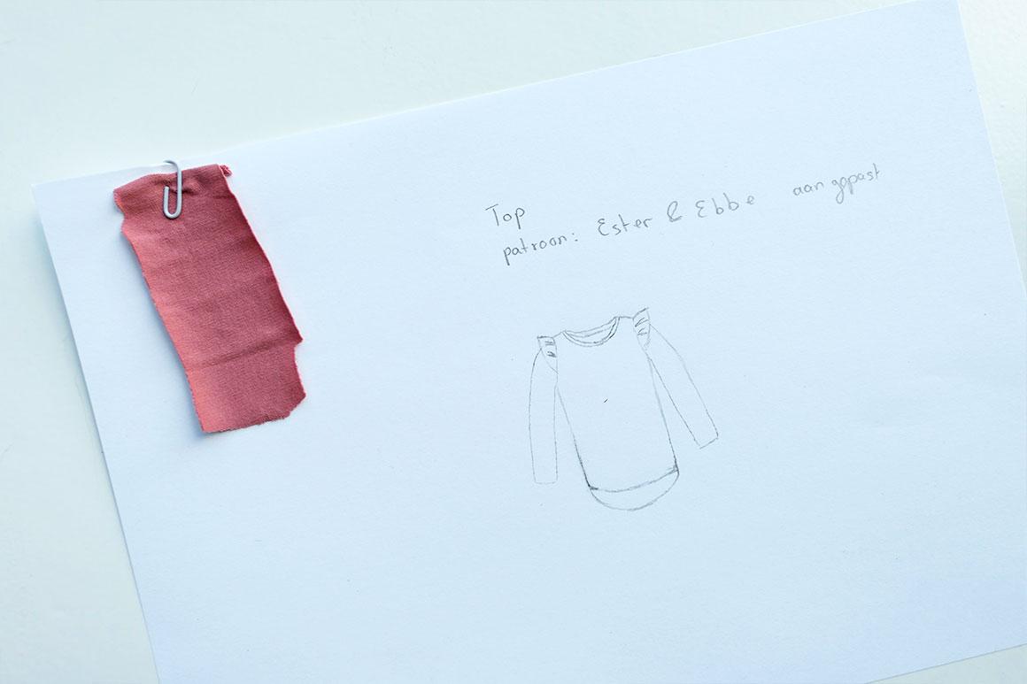 DIY plannen voor Zoey's herfstgarderobe