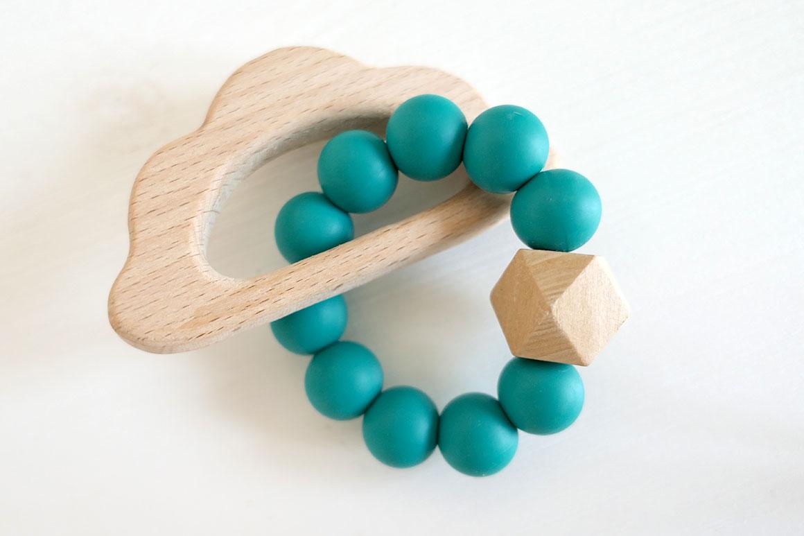 DIY: speeltjes voor aan de kinderwagen