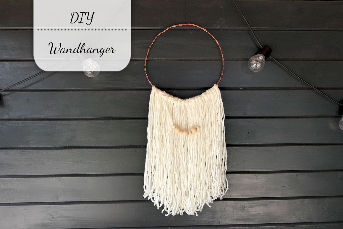 DIY: Wandhanger