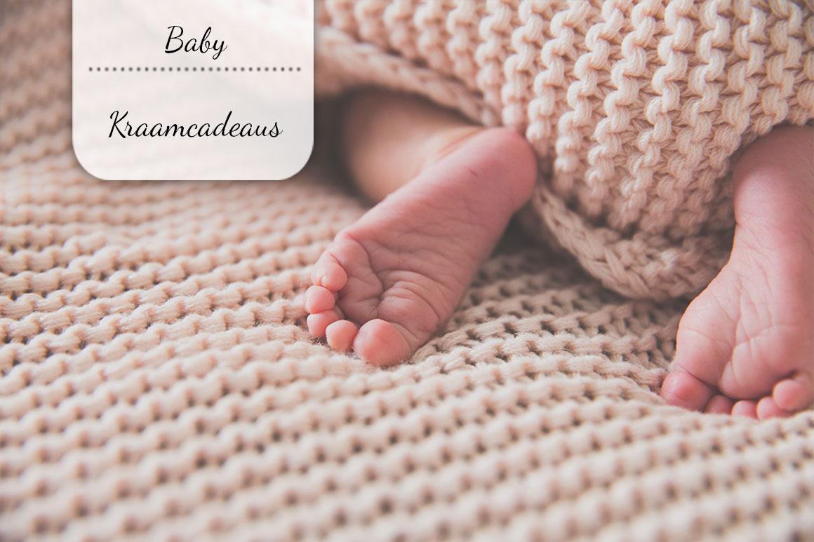 De leukste kraamcadeaus (of voor een babyshower)