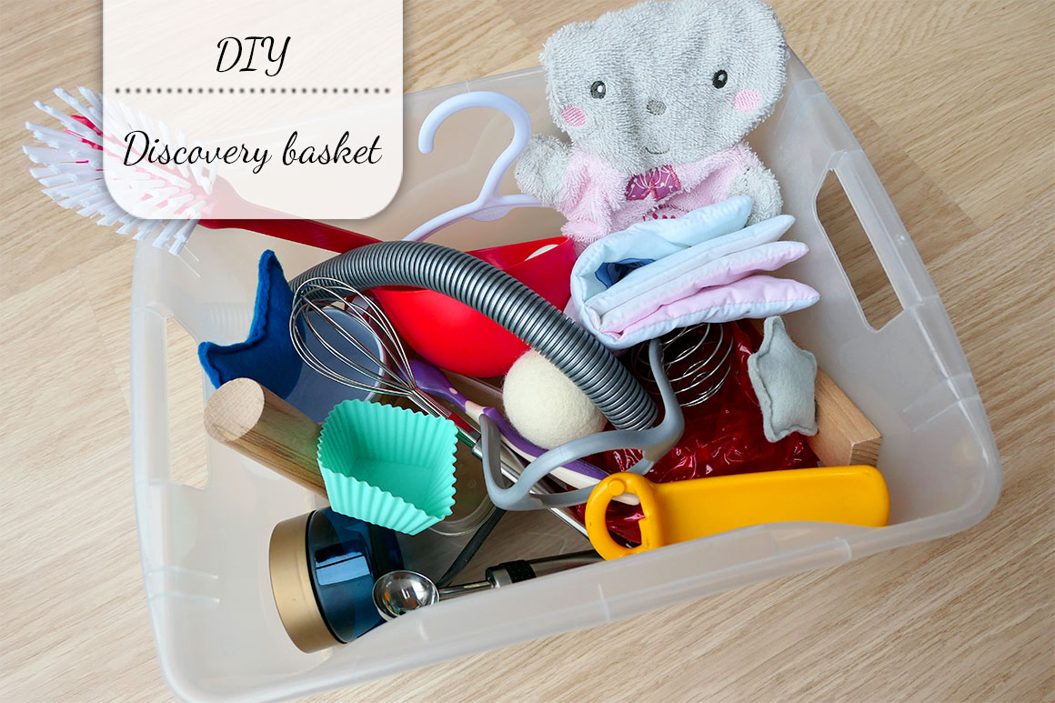 Discovery basket voor je baby