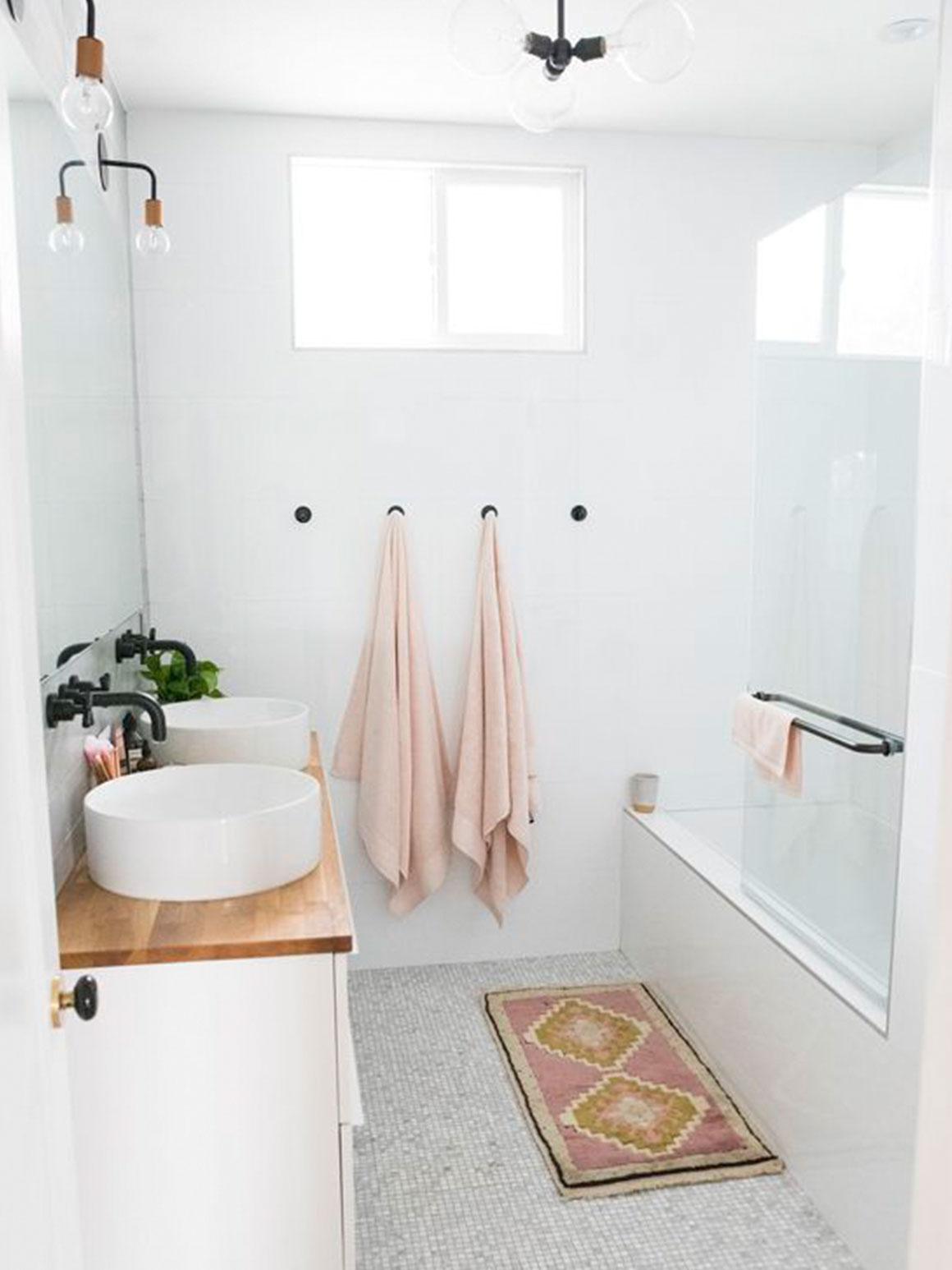 een nieuwe badkamer hoe pak je dat aan my simply special