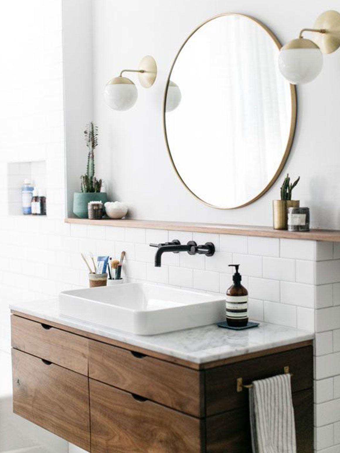 Een nieuwe badkamer, hoe pak je dat aan?
