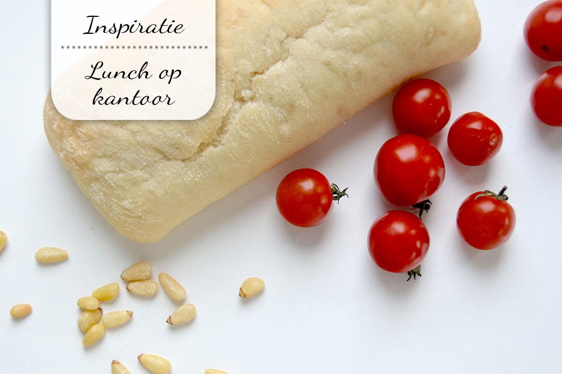 Inspiratie: Lekker lunchen op kantoor