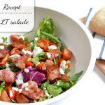 Lekker bijgerecht: BLT salade