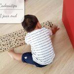 Liams verjaardagscadeaus – cadeautips voor een 1-jarige