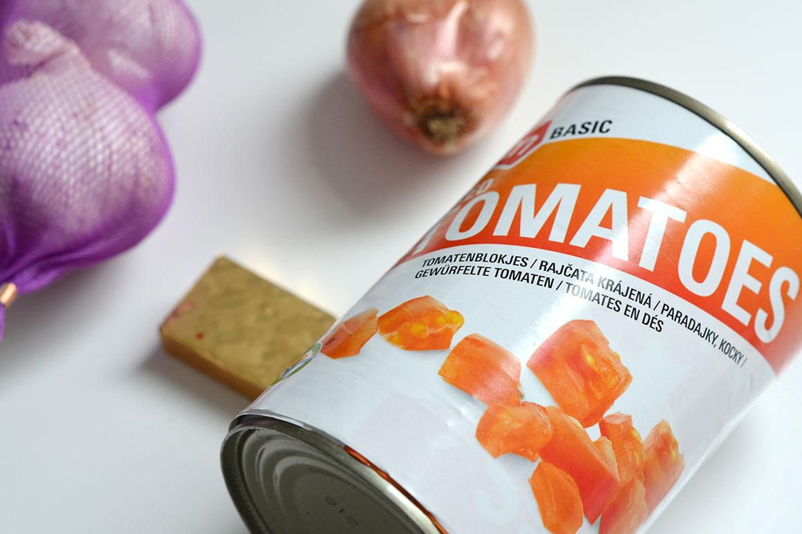 Makkelijke tomatensoep met balletjes