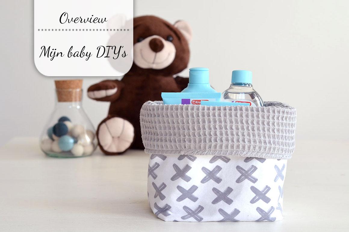 Mijn baby DIY's - hoe bevielen ze?
