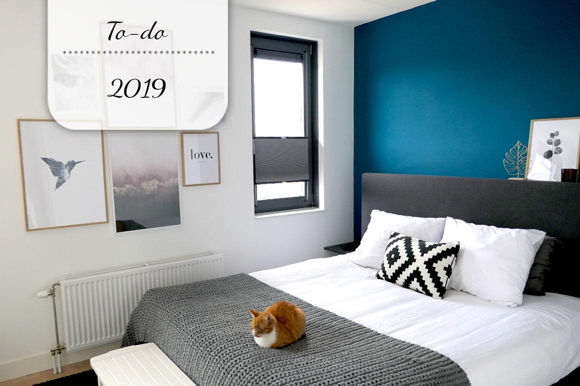 Mijn to-do lijst voor 2019