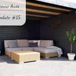 Ons nieuwe huis #15: Schuur & zithoek