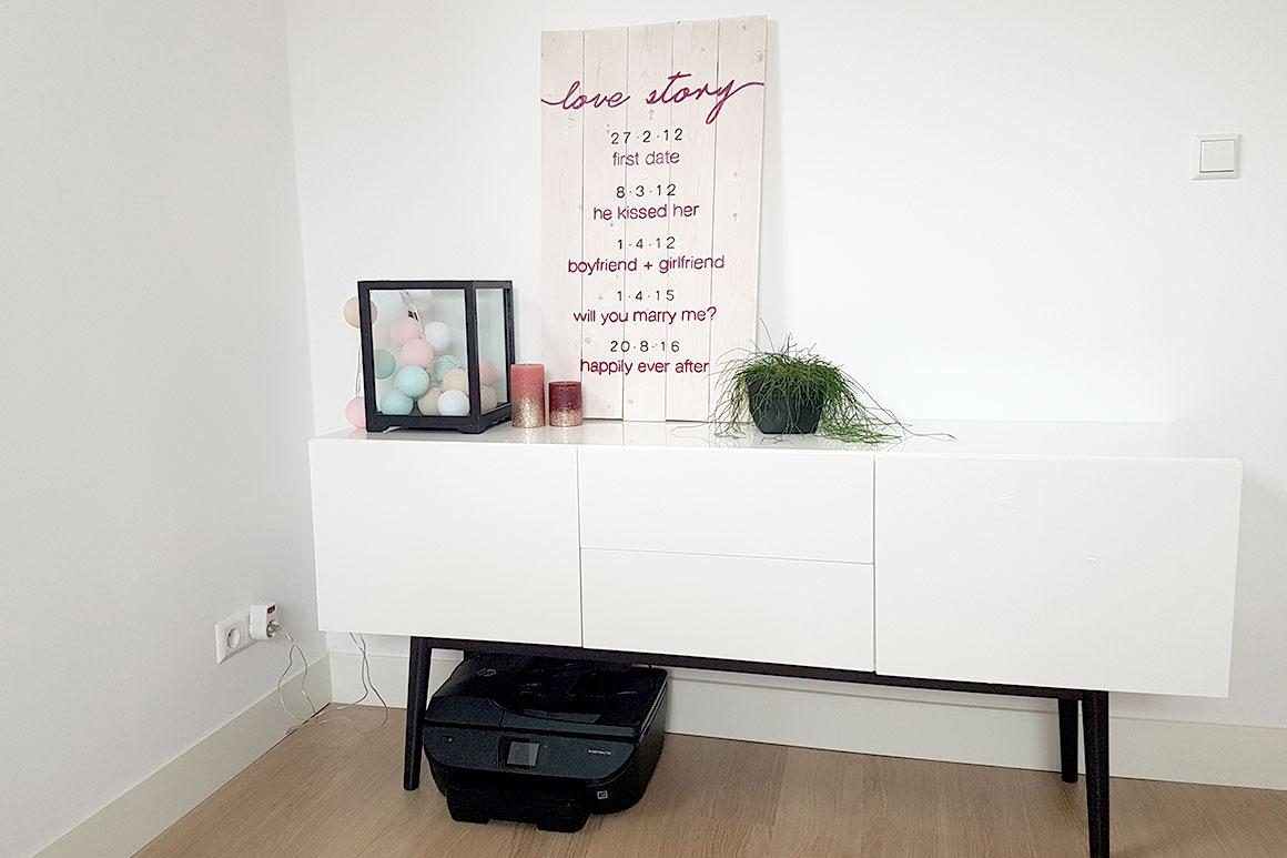 Ons nieuwe huis #18: Plannen voor mijn nieuwe werkplek op zolder