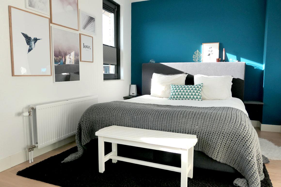 Ons nieuwe huis #19: Onze slaapkamer