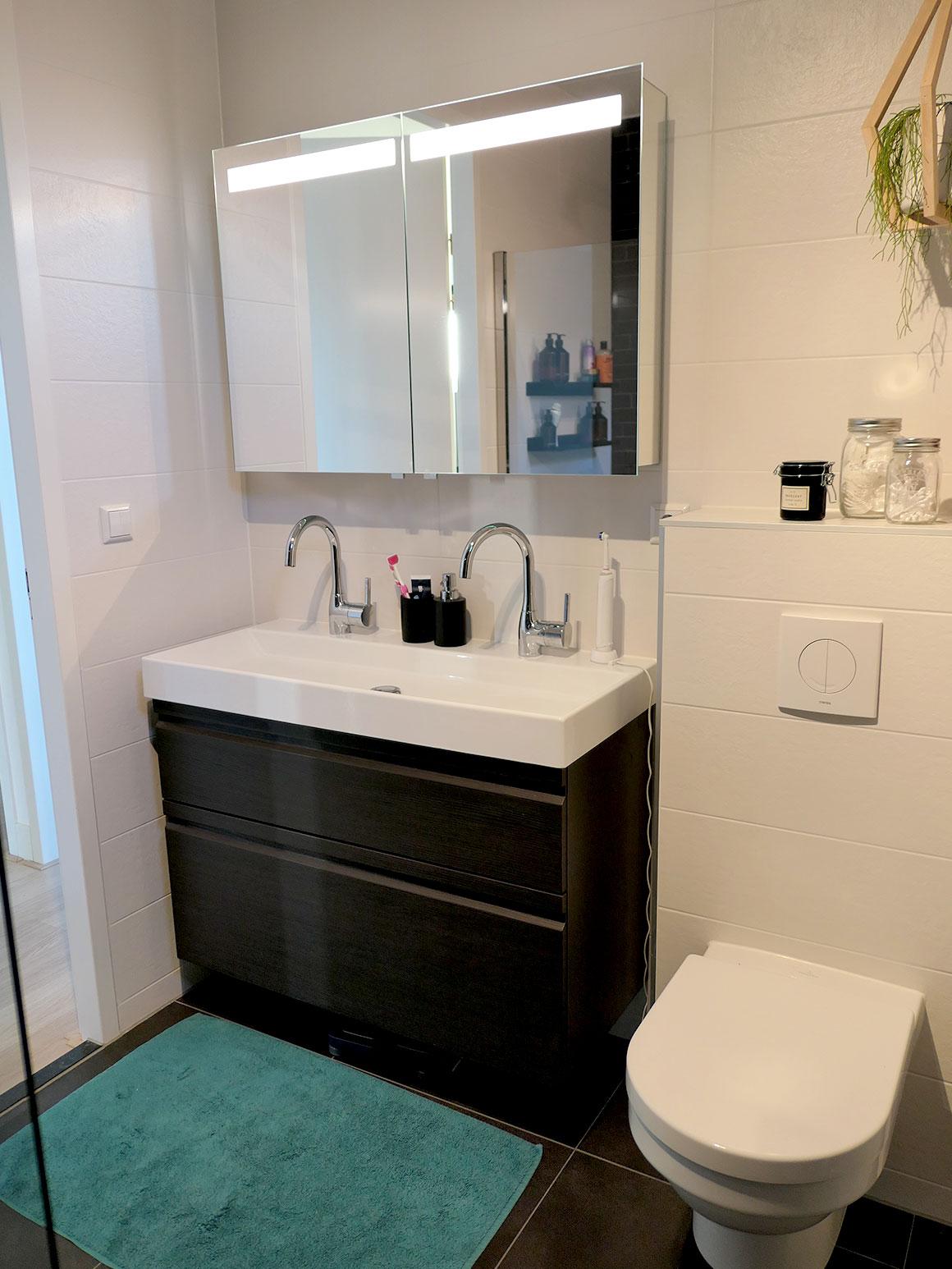 Ons nieuwe huis #20: De badkamer