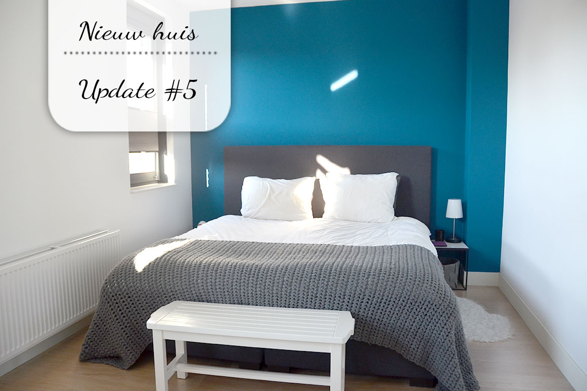 Ons nieuwe huis #5: Slaapkamer progress