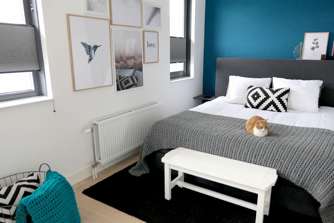 Ons nieuwe huis #8: Slaapkamer stylen