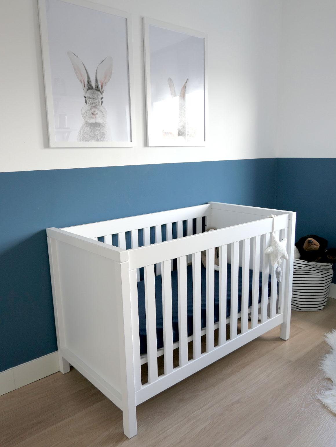 Ons nieuwe huis #9: Liams kamer