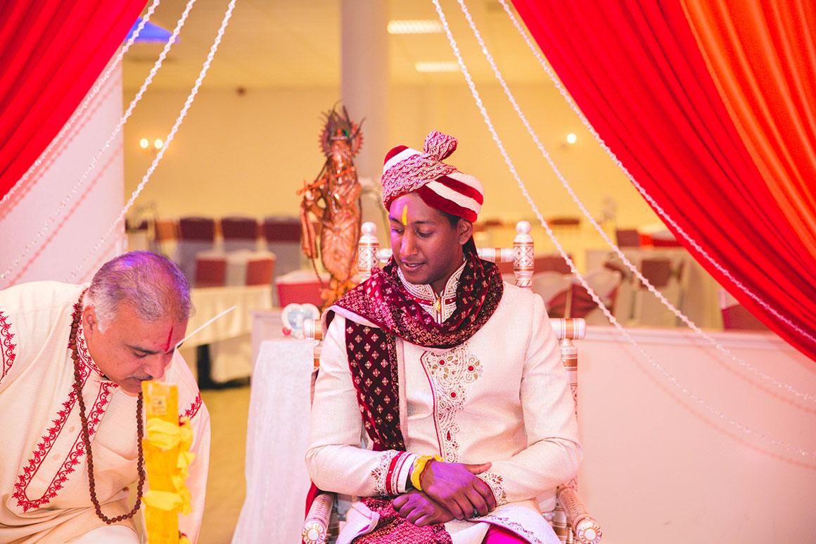 Onze Hindoestaanse bruiloft: De ceremonie & het feest