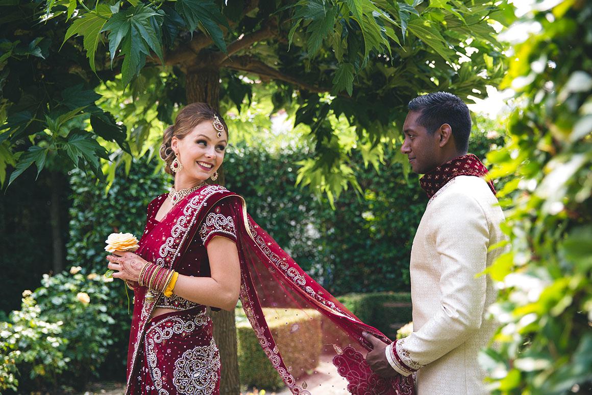 Onze Hindoestaanse bruiloft: De fotoshoot