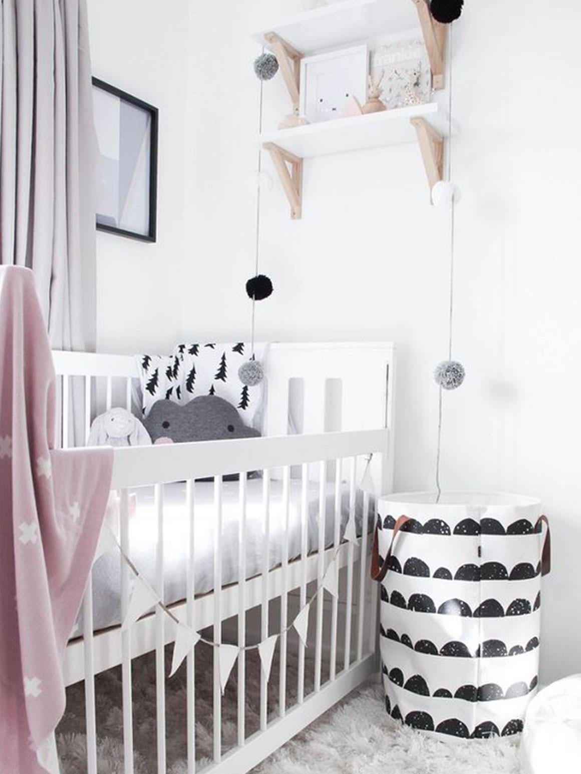 Onze plannen voor de babykamer