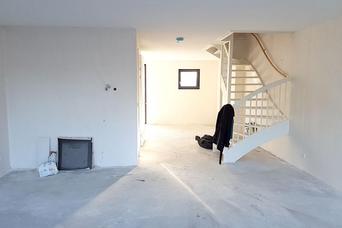 Plog: De voorschouw van ons nieuwe huis