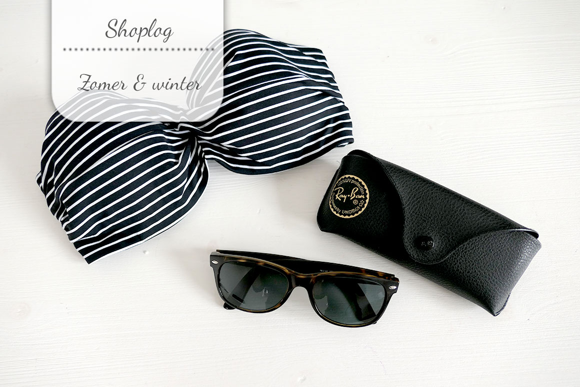 Shoplog: zomer en winter
