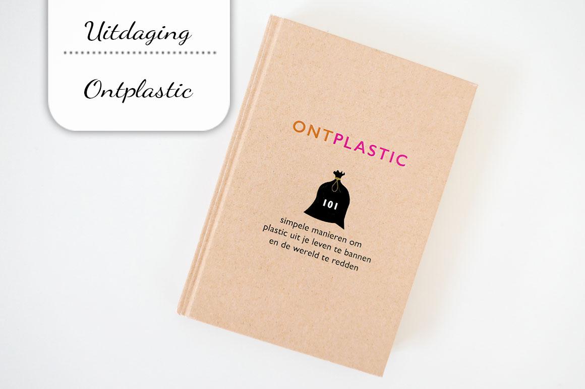 Uitdaging: minder plastic gebruiken