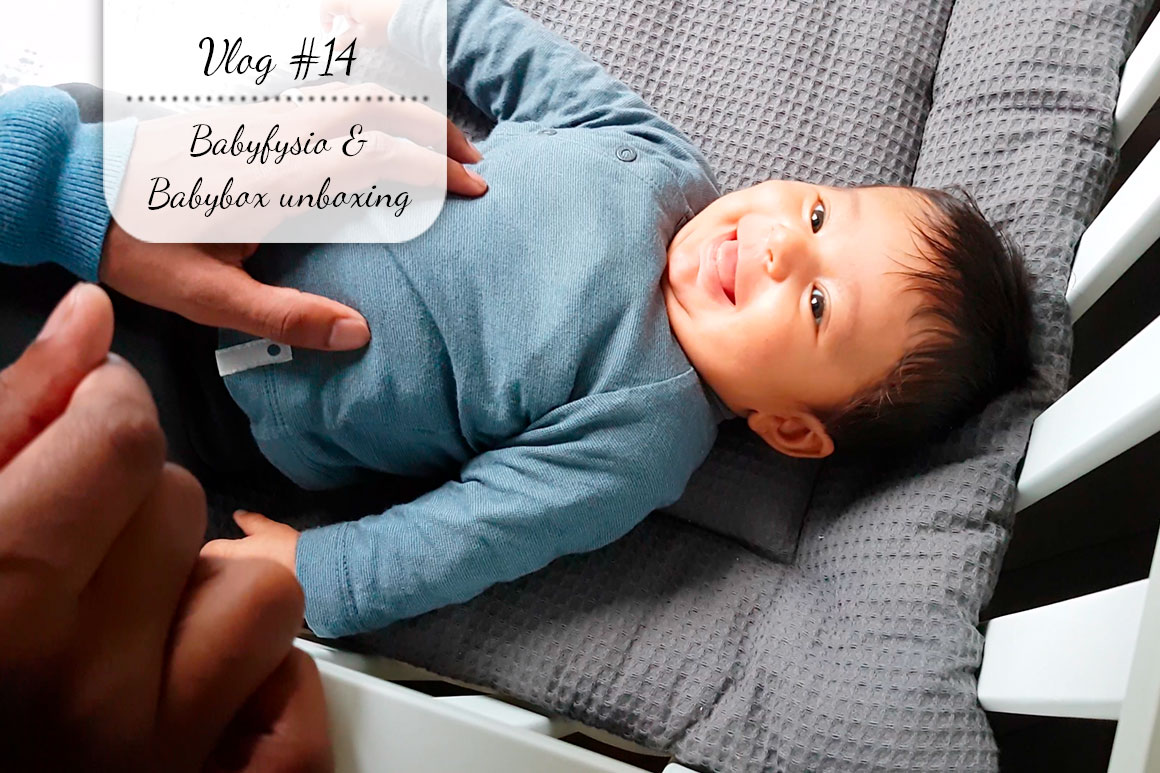 Vlog #14 - Babyfysio & Babybox unboxing
