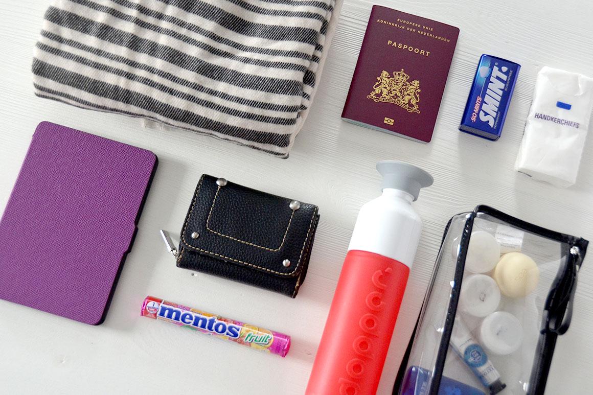 Wat zit er in mijn handbagage?