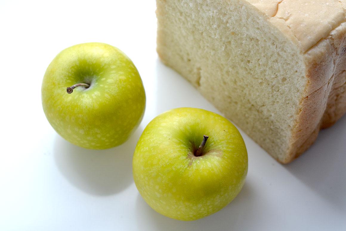 Wentelteefjes met appel