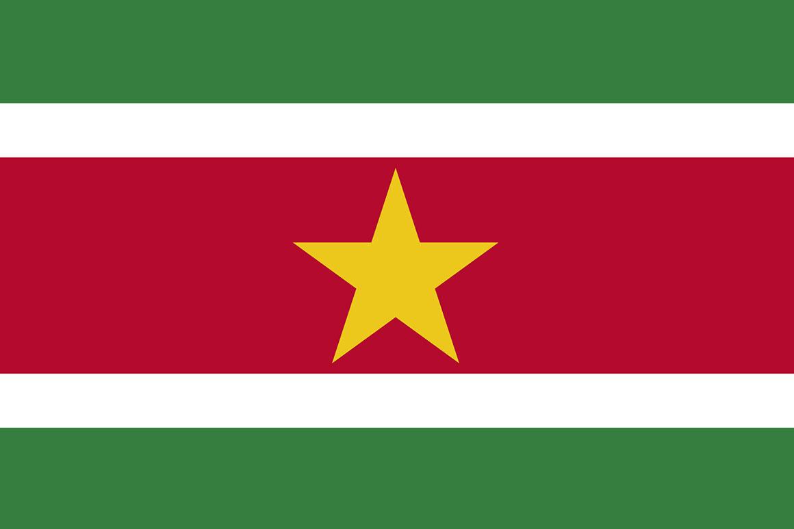 Wij gaan naar Suriname!