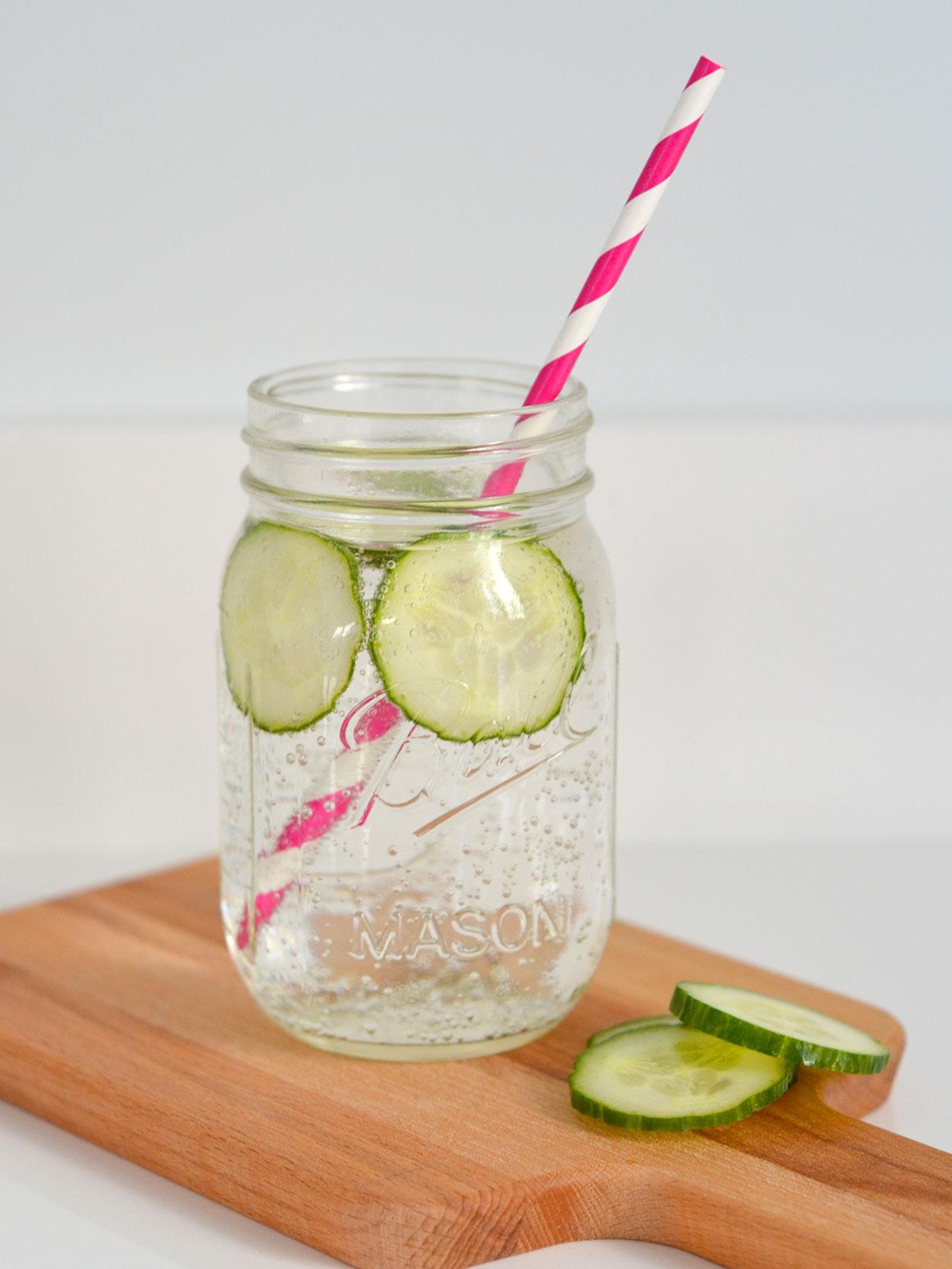 Zo maak je water drinken leuker