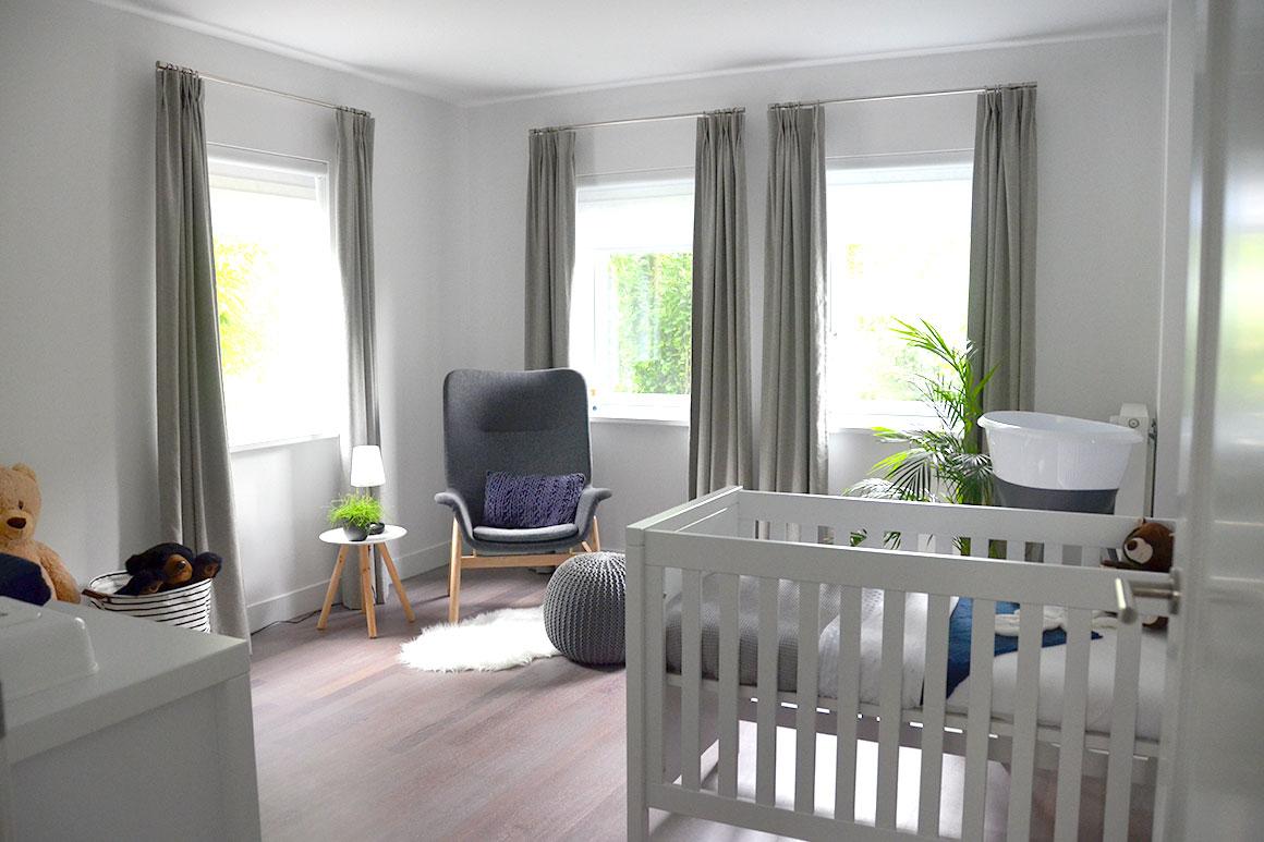 Zwangerschapsupdate #19: Babykamer roomtour