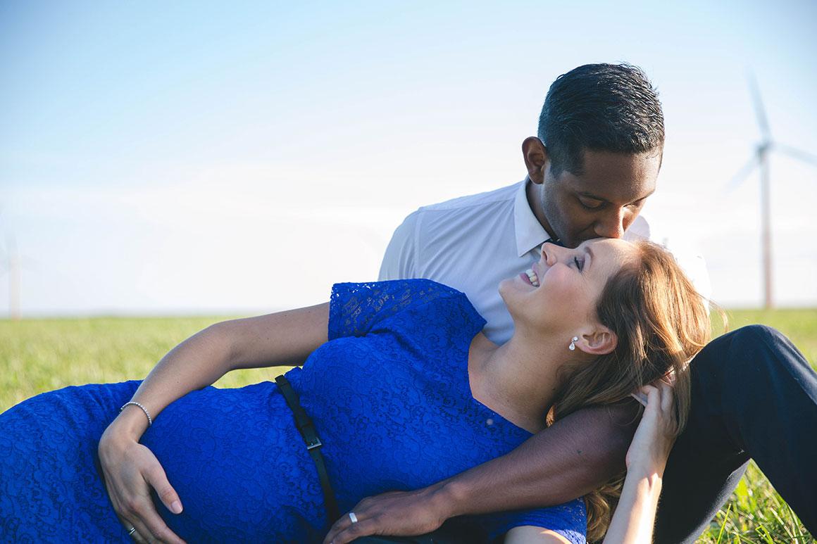 Zwangerschapsupdate #20: Zwangerschapsshoot