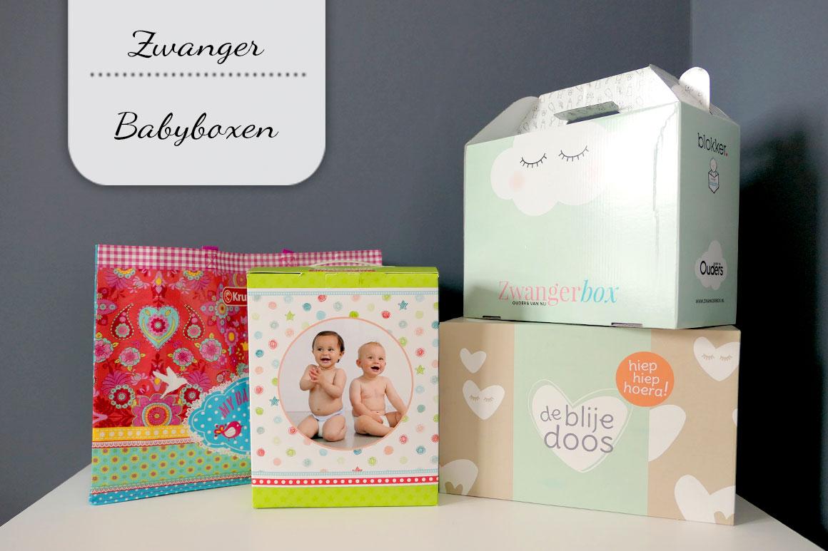 Zwangerschapsupdate #28: 4 gratis babyboxen