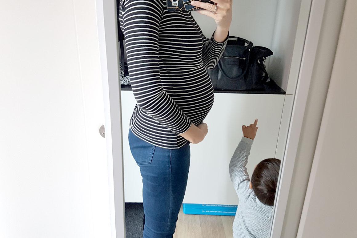 Zwangerschapsupdate #33: Babymoon & 3d echo