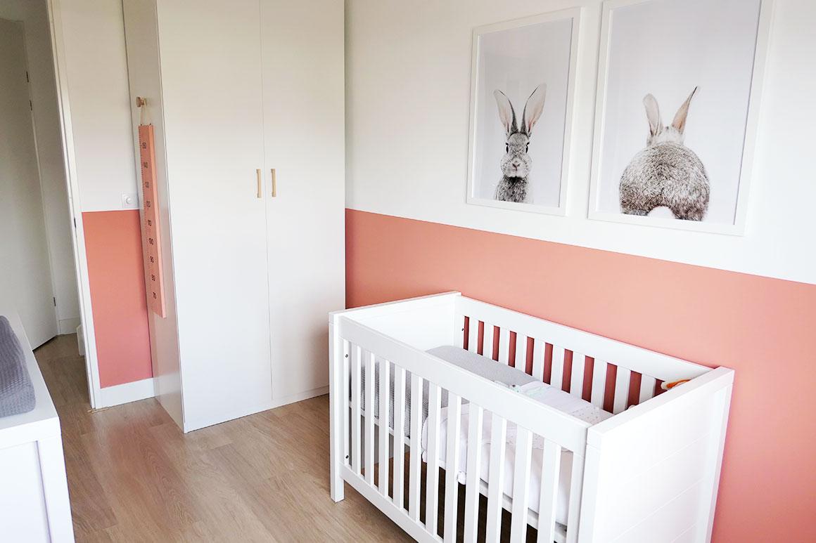 Zwangerschapsupdate #36: De babykamer
