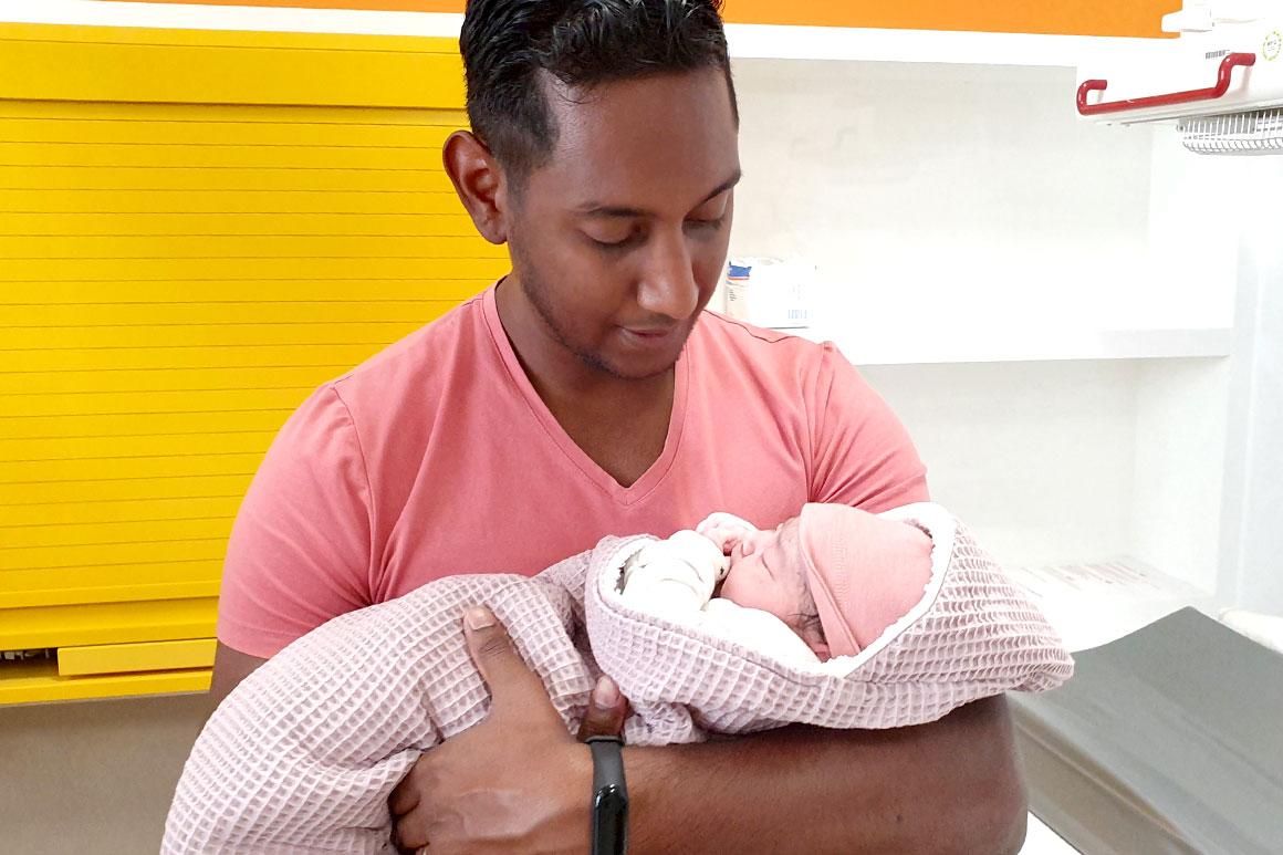 Zwangerschapsupdate #42: De bevalling