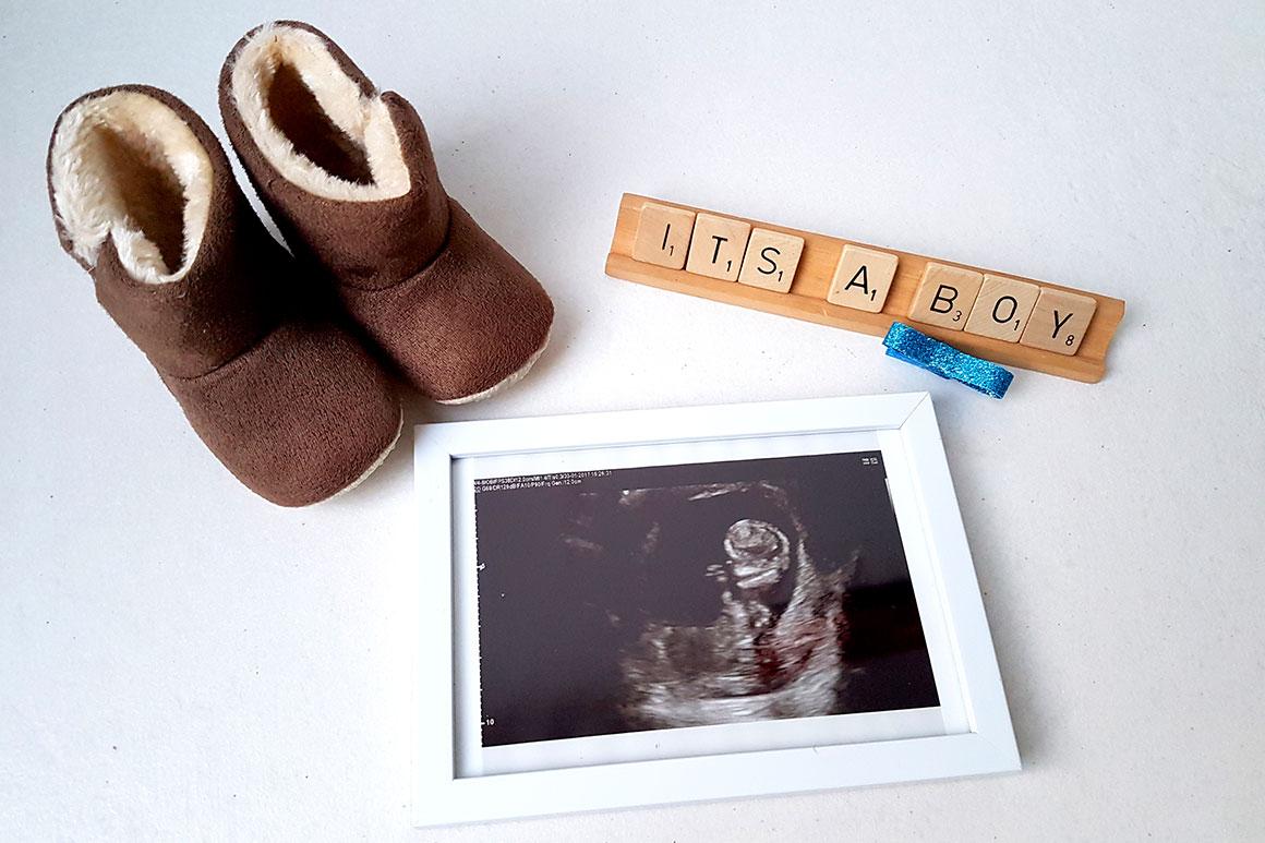 Zwangerschapsupdate #6: We krijgen een..