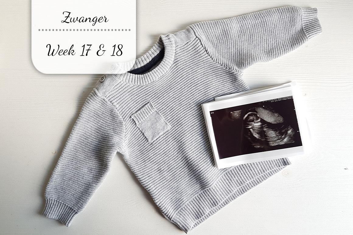Zwangerschapsupdate #9: Week 17 & 18 (+vlog)