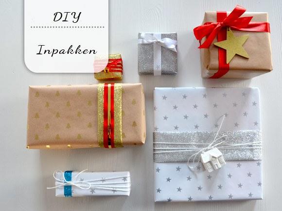 Vaak DIY: kerstcadeaus mooi inpakken - My Simply Special #IE51