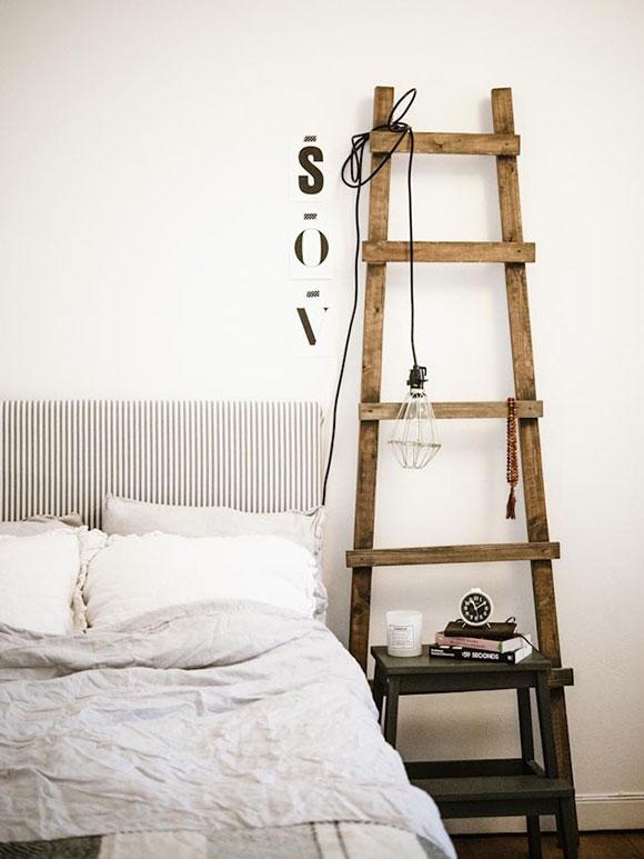 Spiksplinternieuw Ladders in huis - My Simply Special OY-19