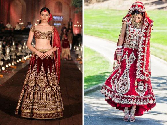 Fonkelnieuw Hindoestaanse trouwjurk shoppen - My Simply Special OD-14